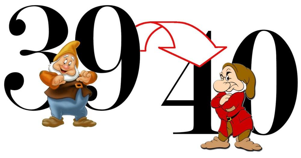 medium resolution of 40 birthday clipart free