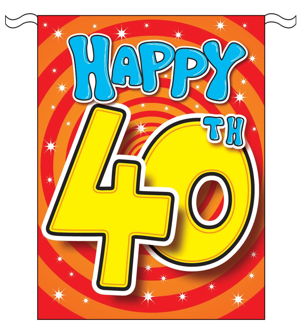 medium resolution of 40th birthday clipart for women birthday