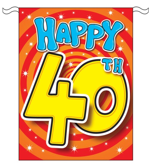 small resolution of 40th birthday clipart for women birthday