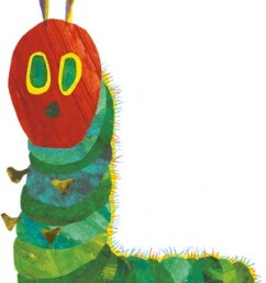 eric carle butterfly clipart [ 900 x 1362 Pixel ]