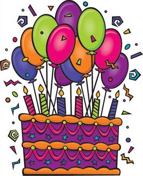 60th Birthday Clipart : birthday, clipart, Birthday, Cliparts,, Download, Clipart, Library