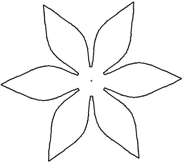 Free Sunflower Template Cliparts, Download Free Clip Art