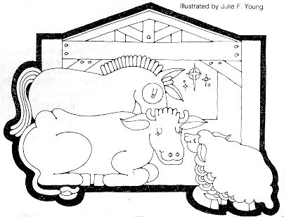 Free Christmas Cliparts Oxen, Download Free Clip Art, Free