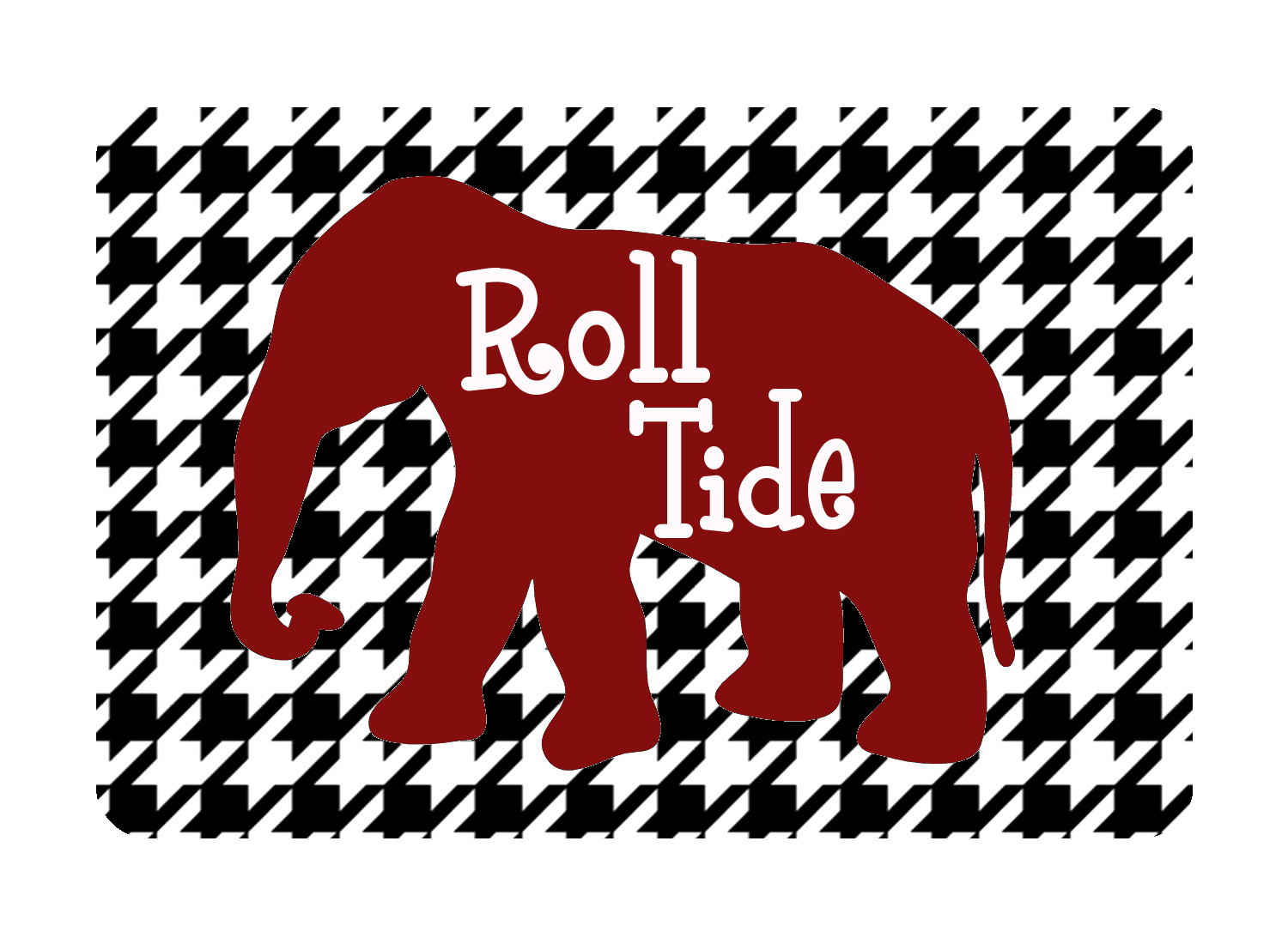 hight resolution of alabama roll tide clipart image