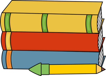 clipart transparent library schoolbooks cliparts books pencil clip