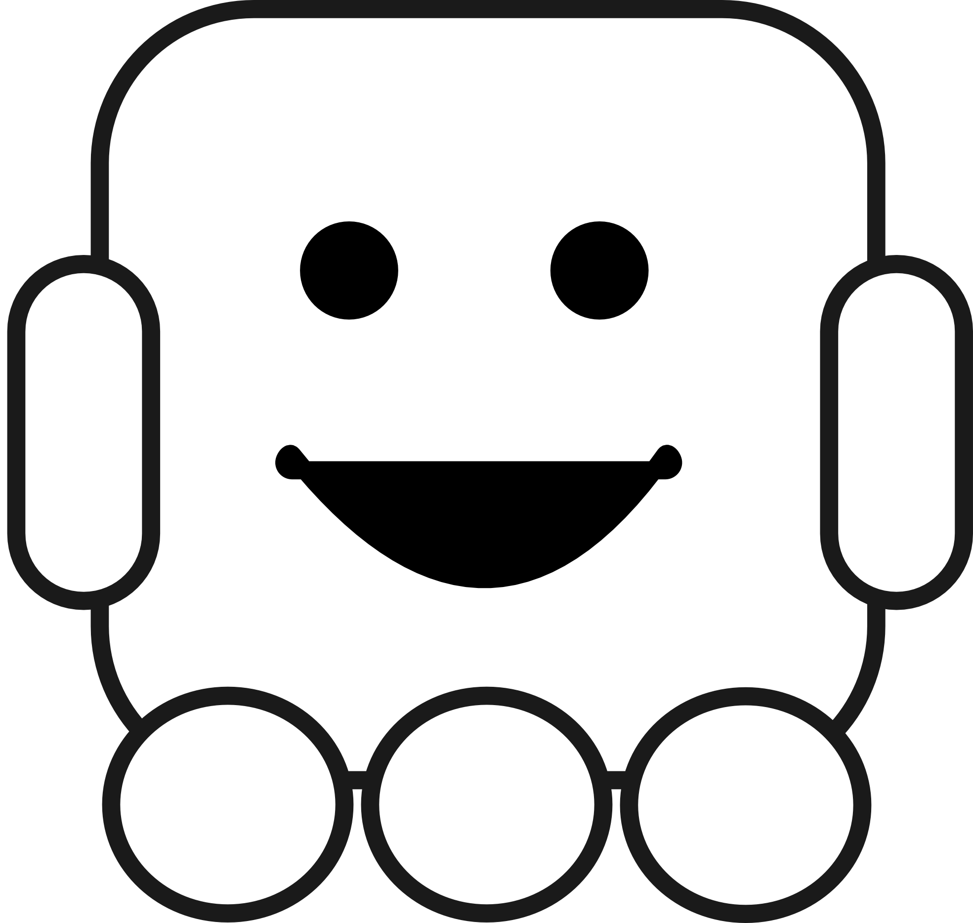 Free Robot Cliparts Black Download Free Clip Art Free