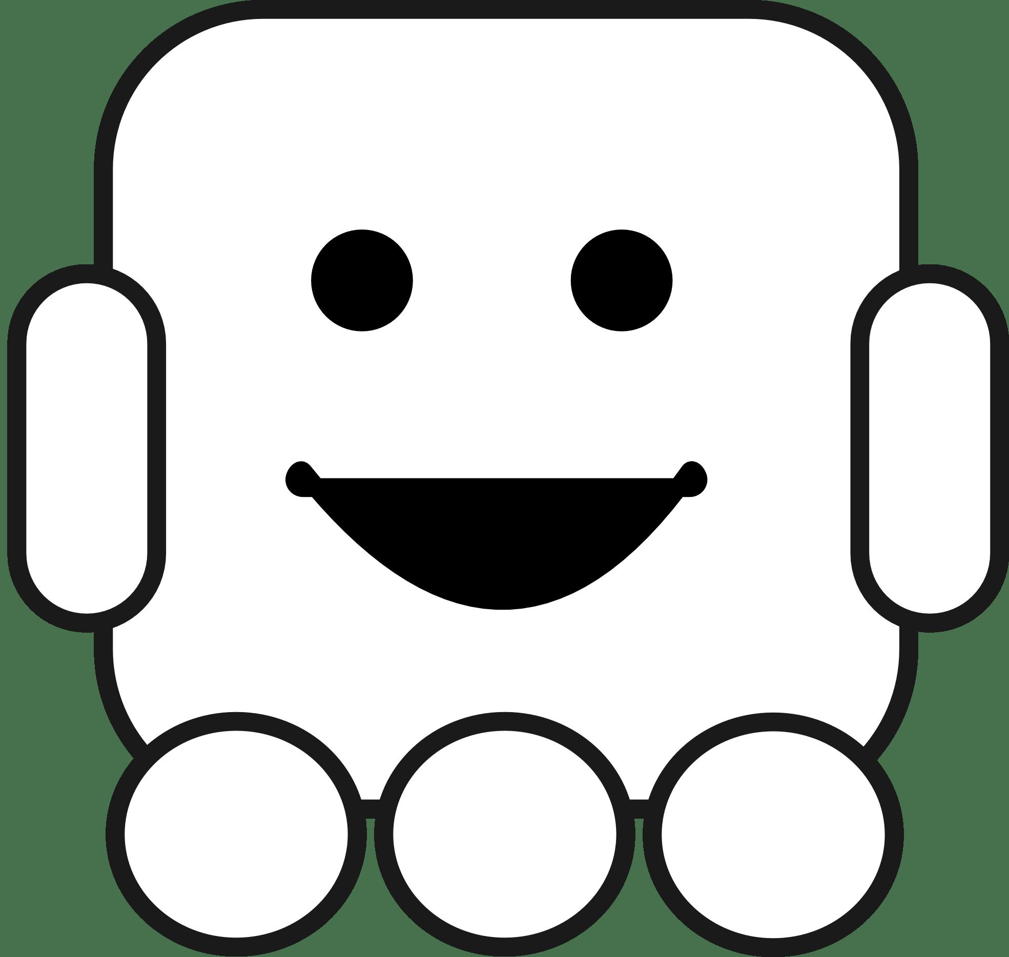 Free Robot Cliparts Black Download Free Clip Art Free