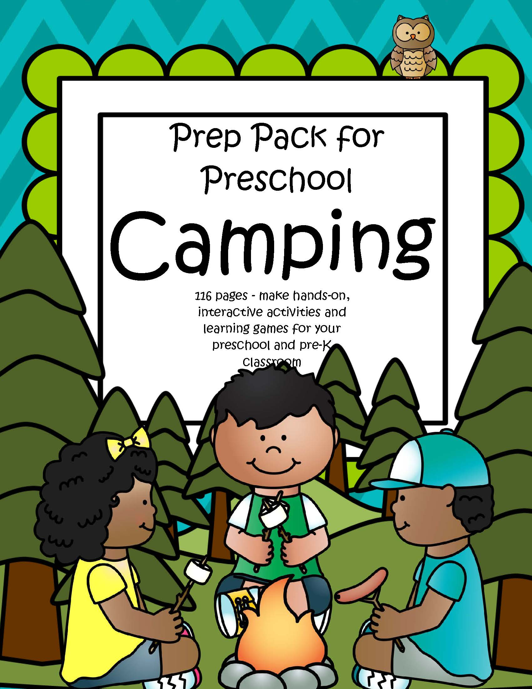 Free Preschool Camping Cliparts Download Free Clip Art