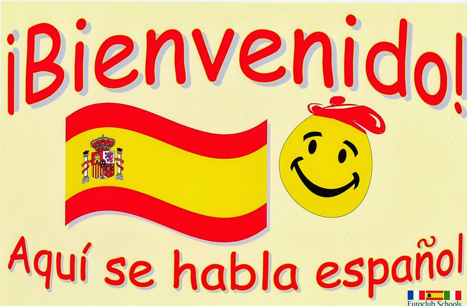 hight resolution of spanish classroom clipart