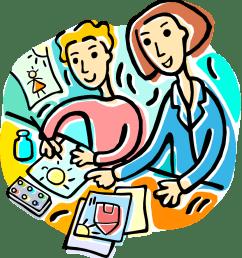 art teacher clipart free [ 864 x 958 Pixel ]