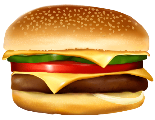 small resolution of hamburger cliparts transparent 2847260 license personal use