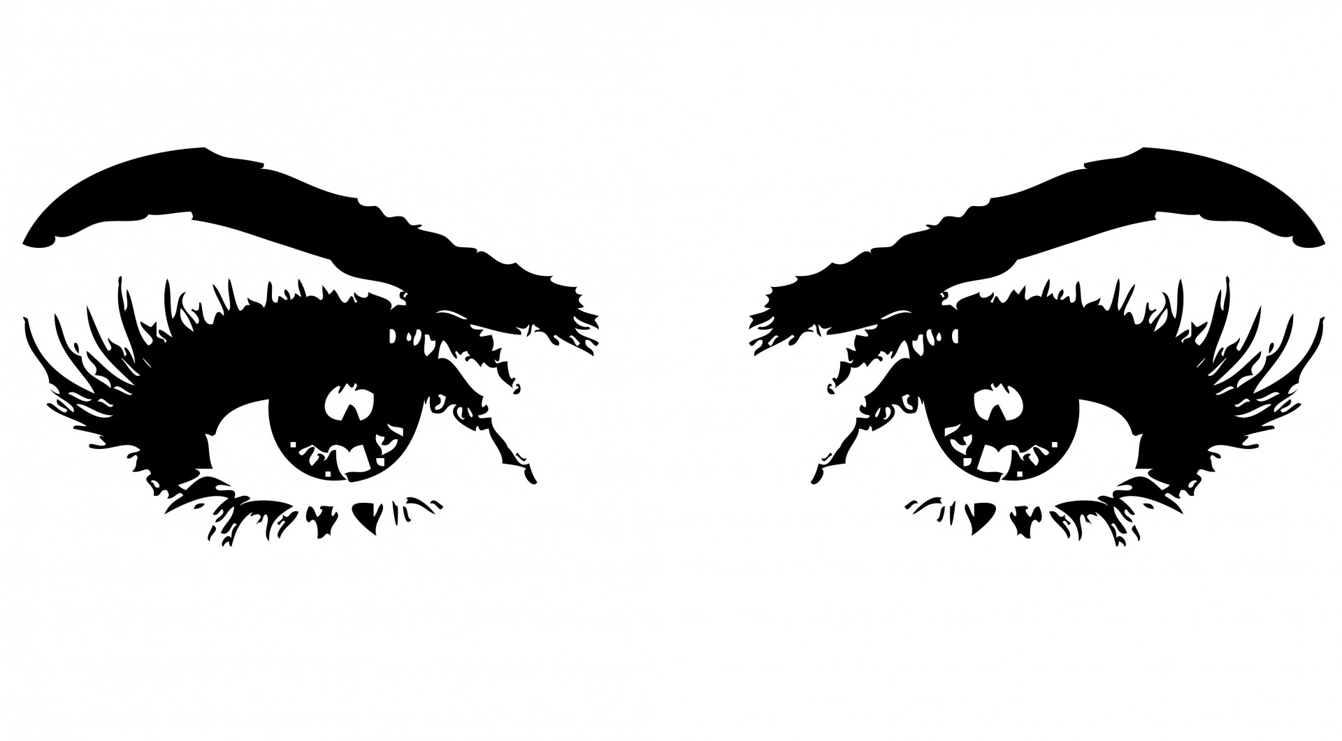 Free Cliparts Real Eyelashes Download Free Clip Art Free