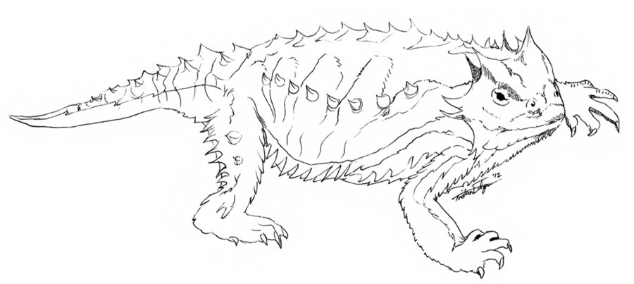 Free Horned Lizard Cliparts, Download Free Clip Art, Free