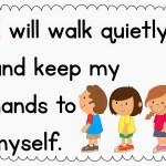 Classroom Rules In Kindergartens Clip Art Library