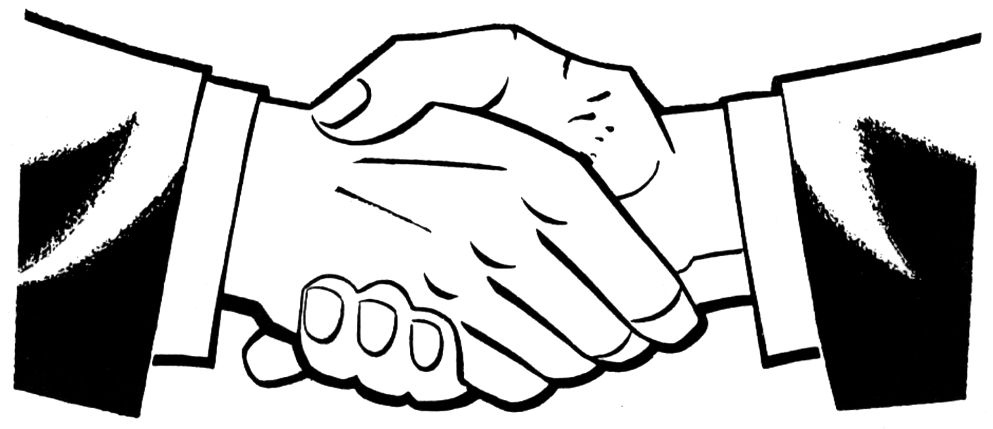 hight resolution of giving hands clipart free
