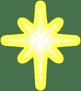 free shining star cliparts