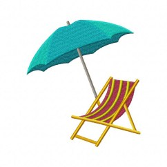 Beach Chair And Umbrella Clipart Bamboo Rocking Clip Art Library Cliparts 2932972 License Personal Use