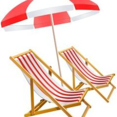 Beach Chair And Umbrella Clipart Patio Furniture Rocking Png Clip Art Transparent Image