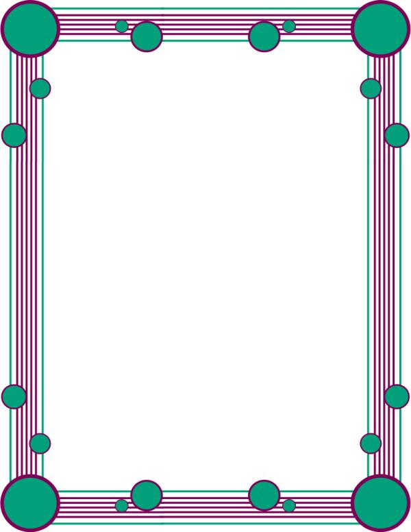 Free Biology Borders Cliparts Clip Art