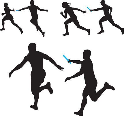 Free Relay Race Cliparts, Download Free Clip Art, Free