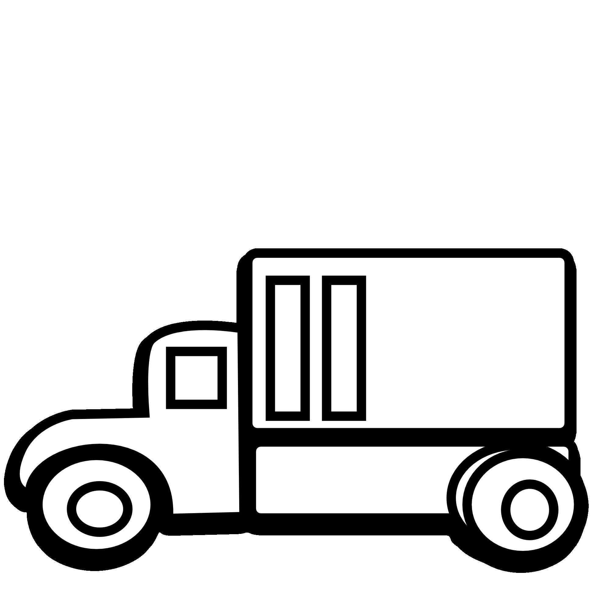 hight resolution of trucks