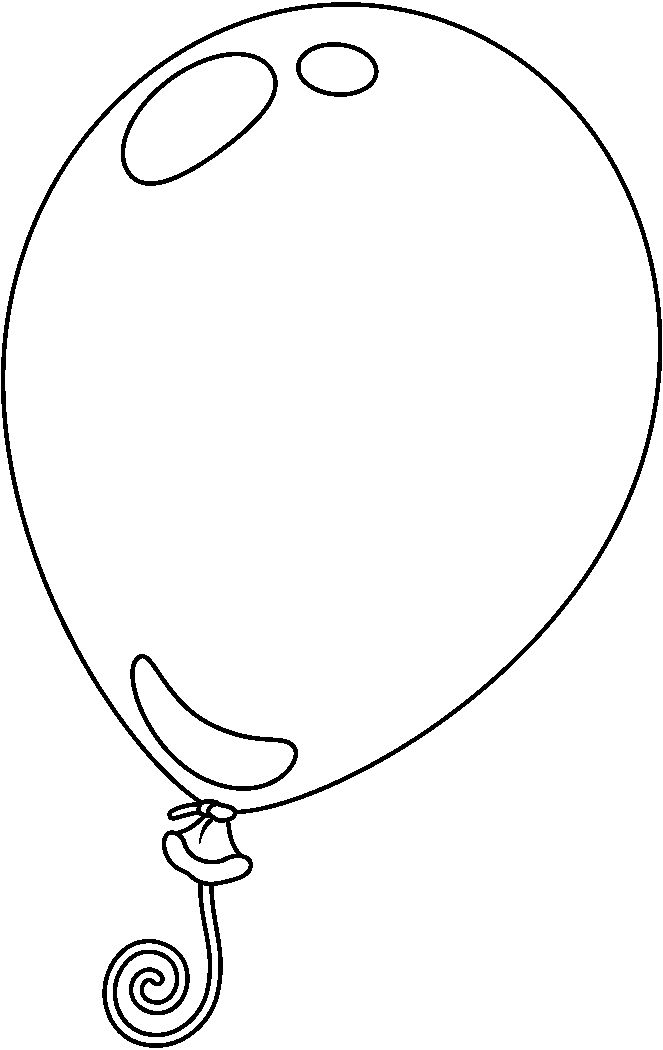 Free Blank Balloons Cliparts, Download Free Clip Art, Free