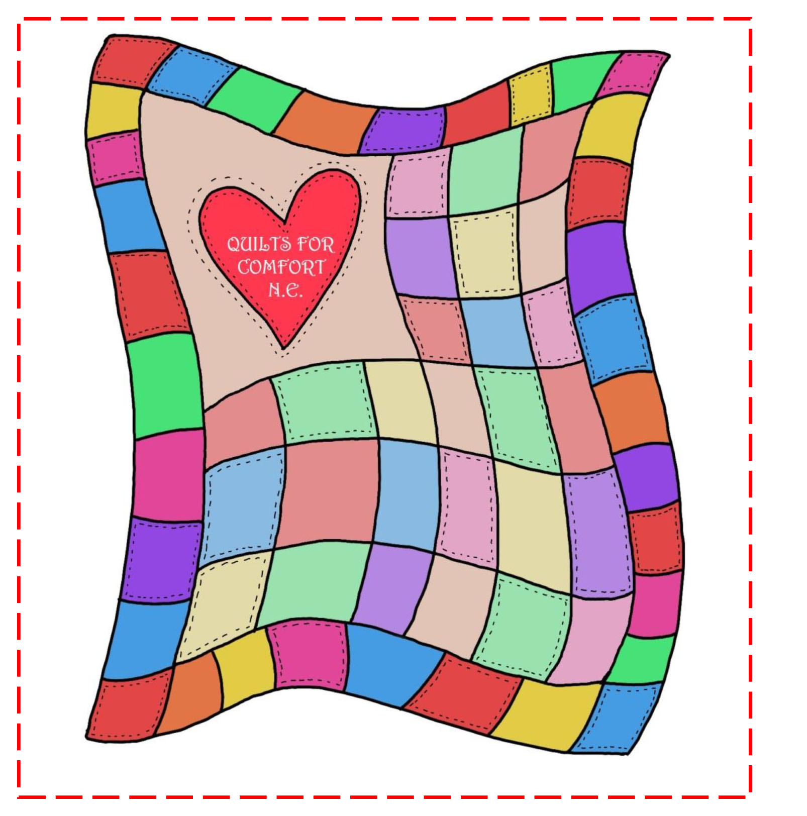 Free Patchwork Heart Cliparts Download Free Clip Art