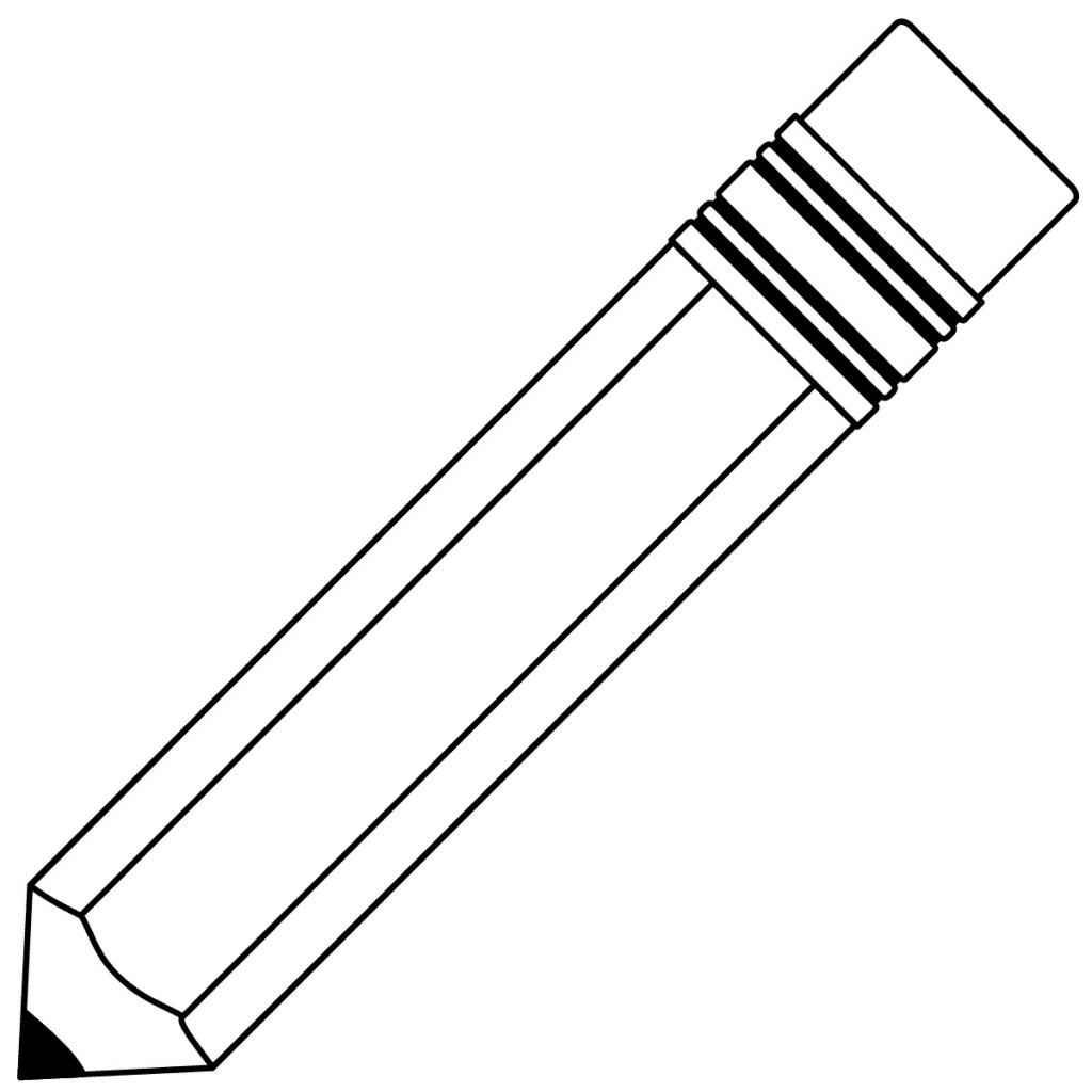 hight resolution of pencil cliparts black 2885712 license personal use