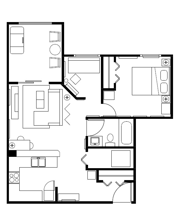 Free House Diagram Cliparts, Download Free Clip Art, Free
