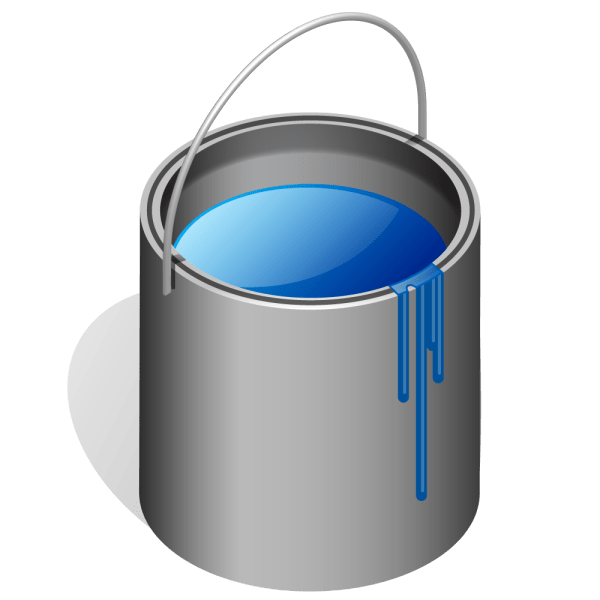 Paint Bucket Clip Art