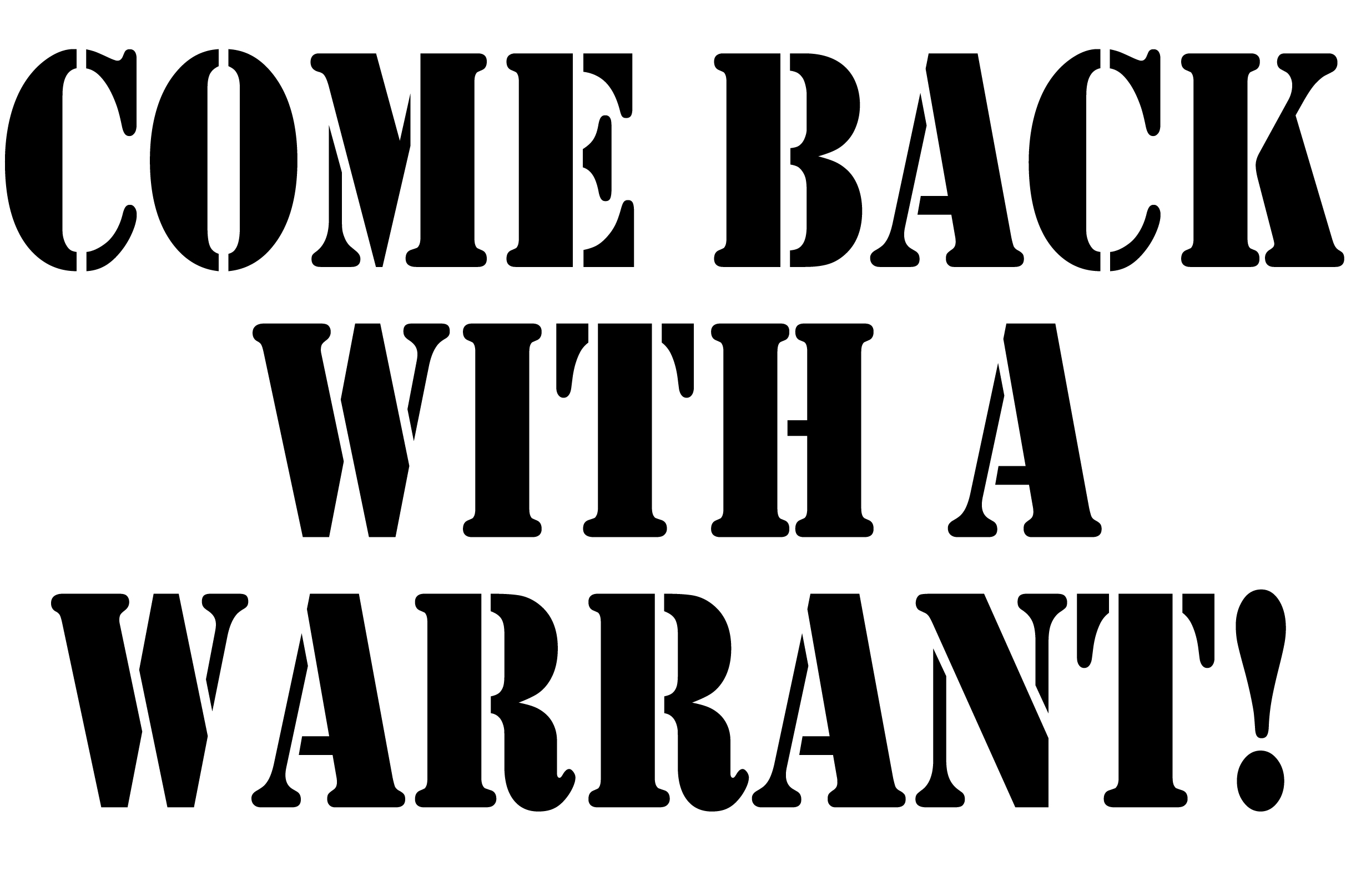 Free Search Warrant Cliparts, Download Free Clip Art, Free
