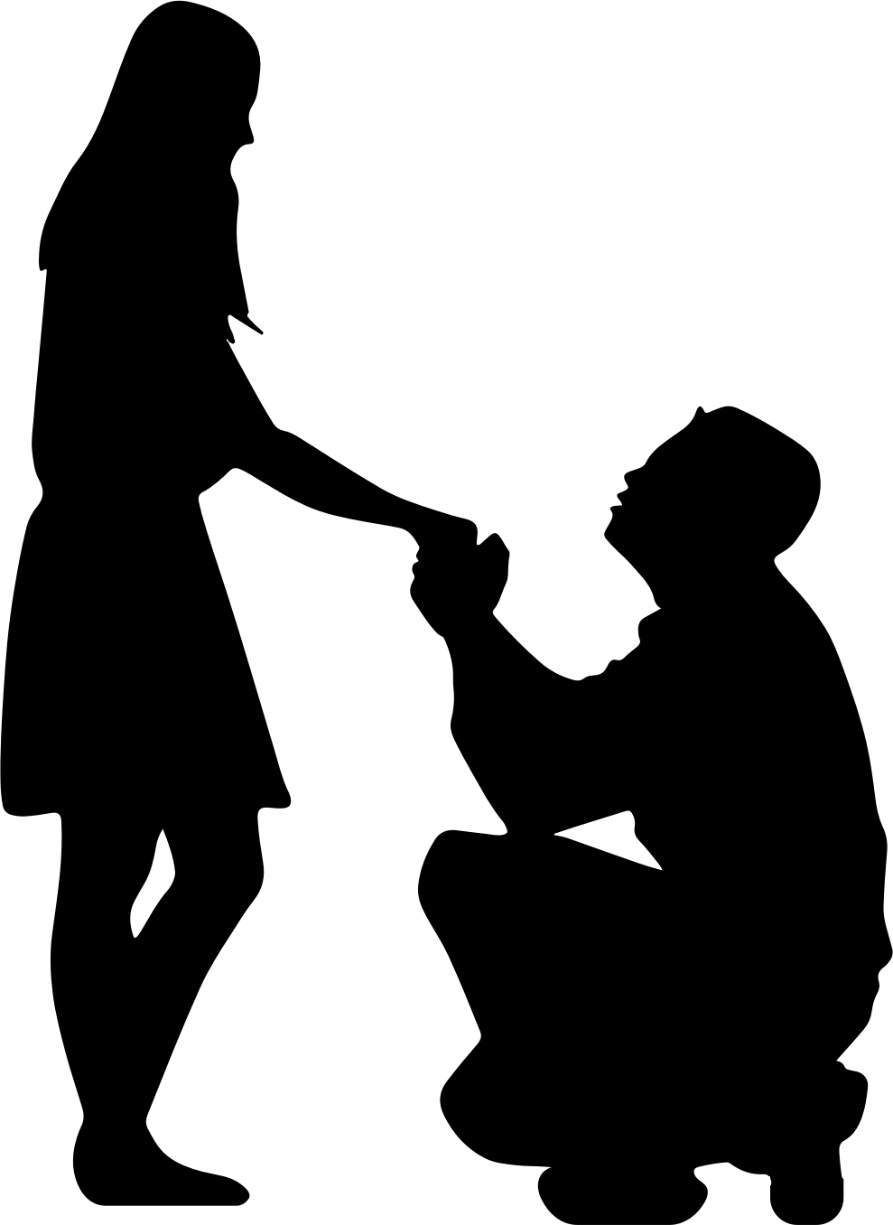 Free Marriage Proposal Cliparts Download Free Clip Art