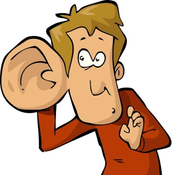 free big ear cliparts