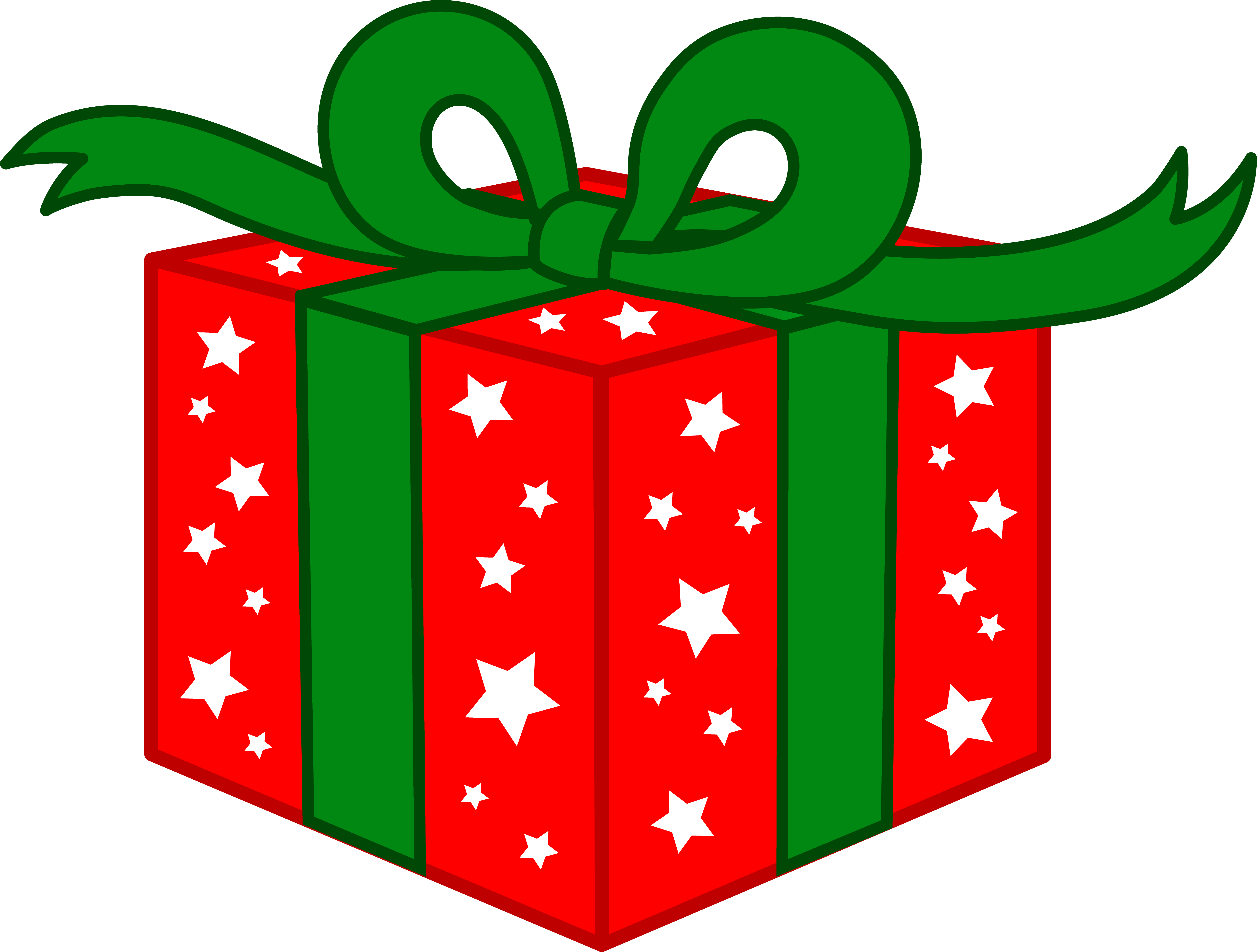 free christmas gifts cliparts