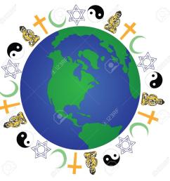 17 world religion clipart [ 1300 x 1300 Pixel ]