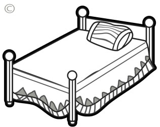 Free Black Bed Cliparts Download Free Clip Art Free Clip Art on Clipart Library