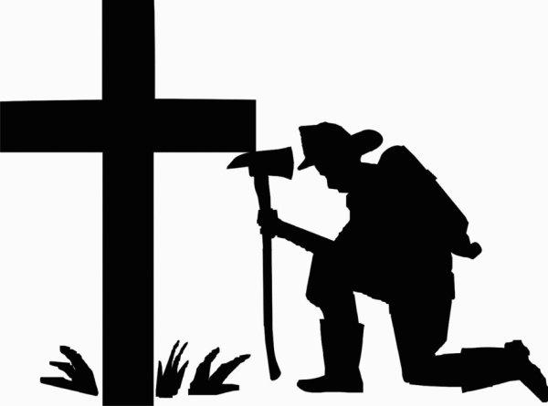fireman silhouette clip art # 30