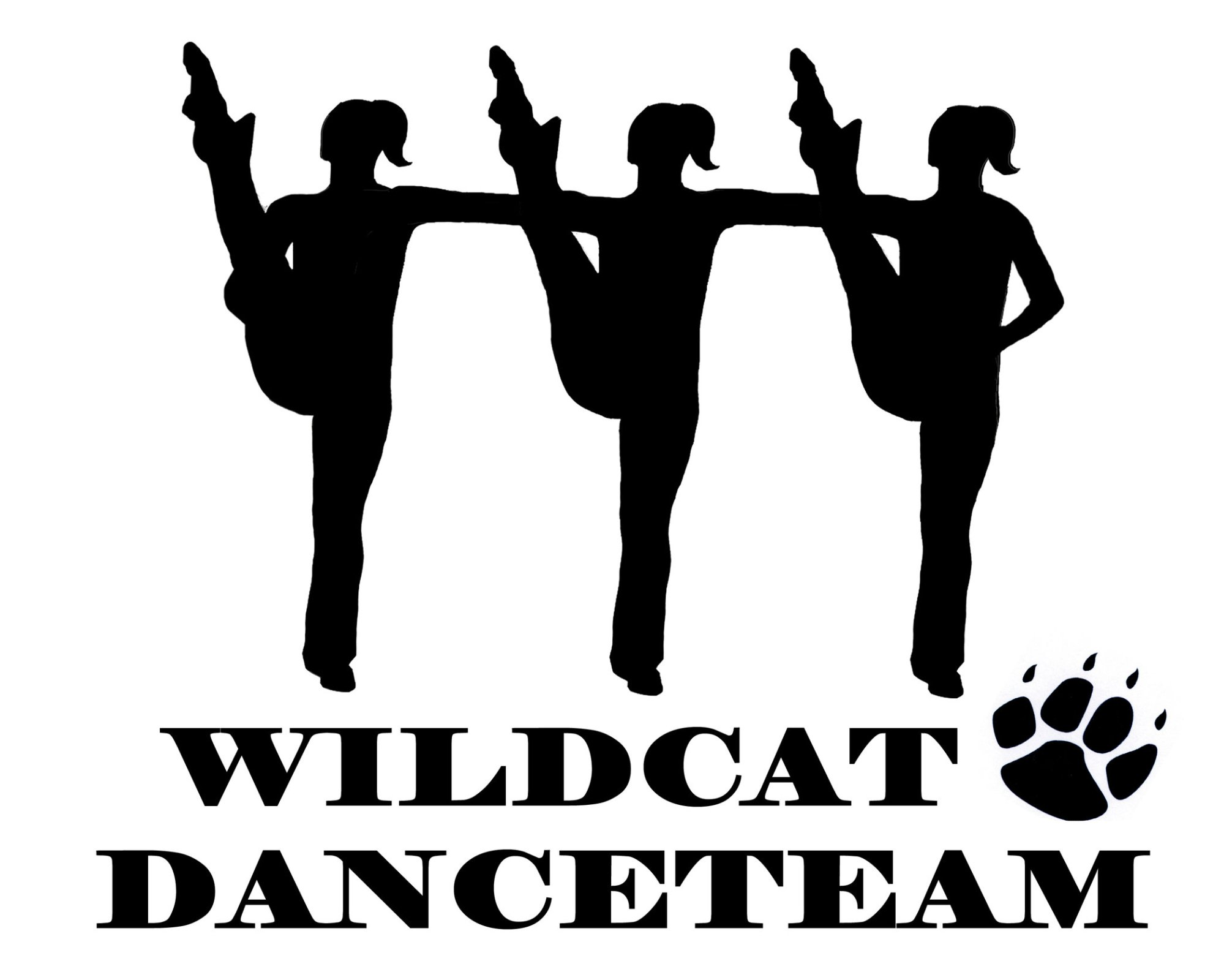 hight resolution of clip arts related to high school dance team clipart