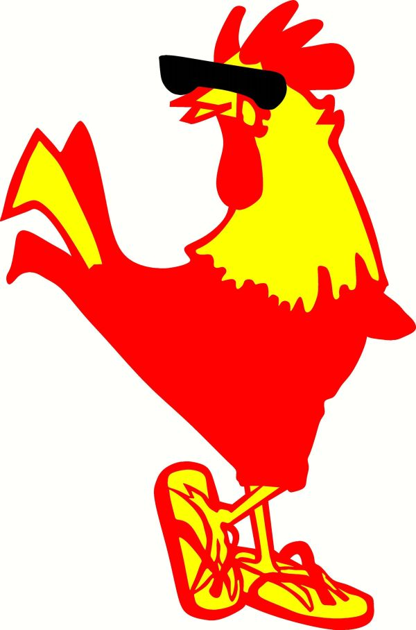 Free Quarter Cliparts Chicken Clip Art Clipart Library
