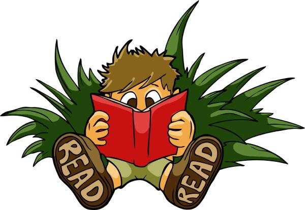 Free Fall Reading Cliparts Clip Art