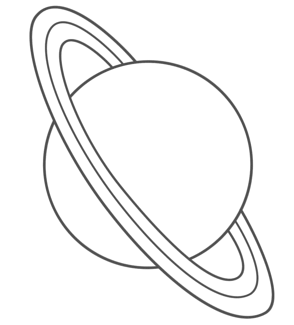 venus planet. planets coloring pages earth printable