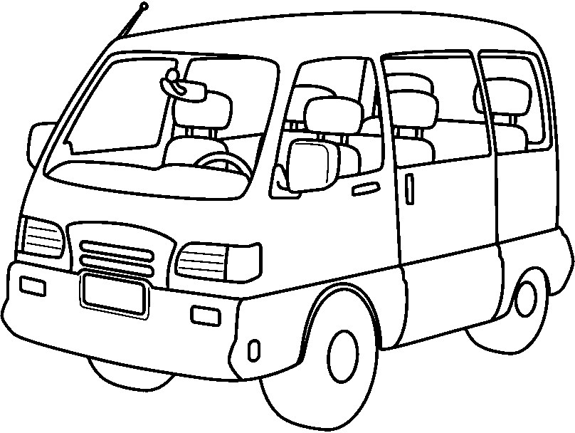 Free White Van Cliparts, Download Free Clip Art, Free Clip