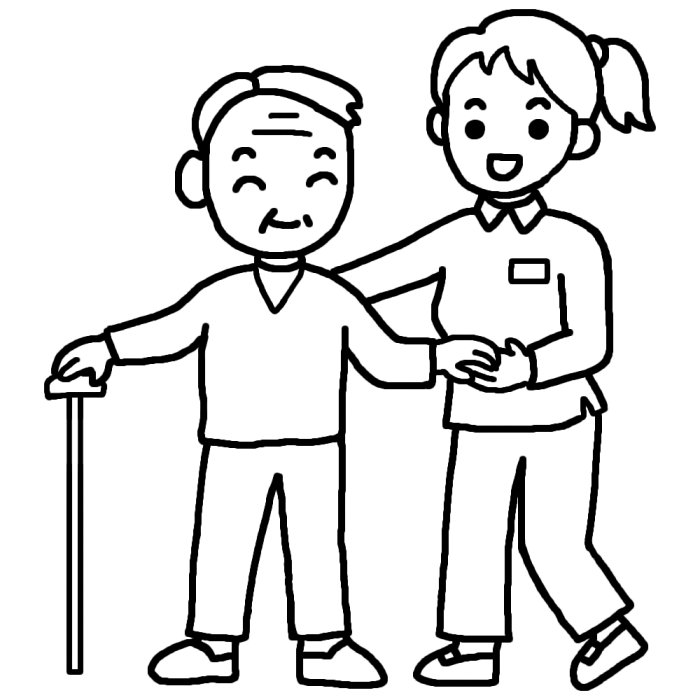 Free Elderly Care Cliparts, Download Free Clip Art, Free