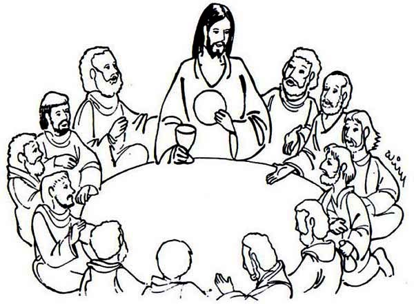Free Last Supper Cliparts, Download Free Clip Art, Free