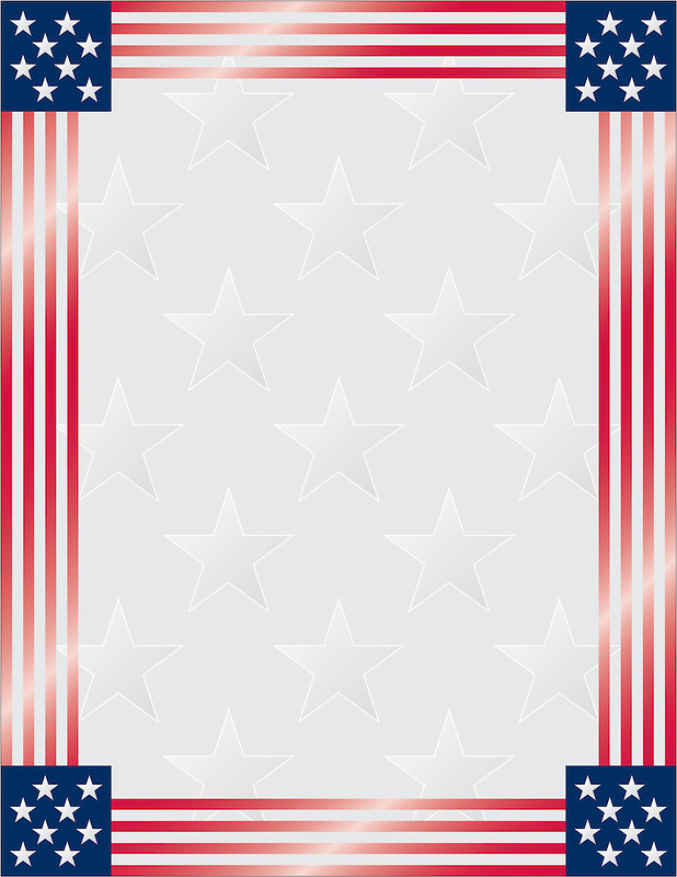 free american background cliparts