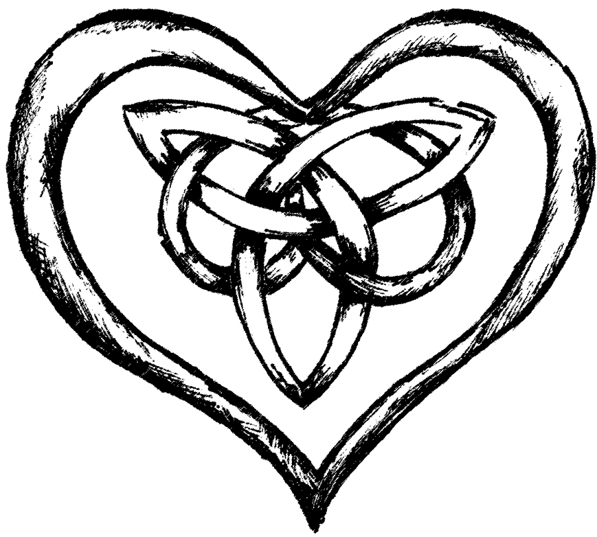 Free Celtic Heart Cliparts, Download Free Clip Art, Free