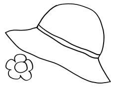 the scarecrow s hat coloring page twisty noodle