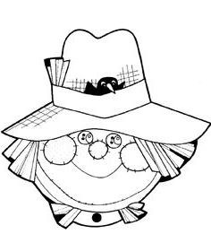 Free Scarecrow Hat Cliparts, Download Free Clip Art, Free