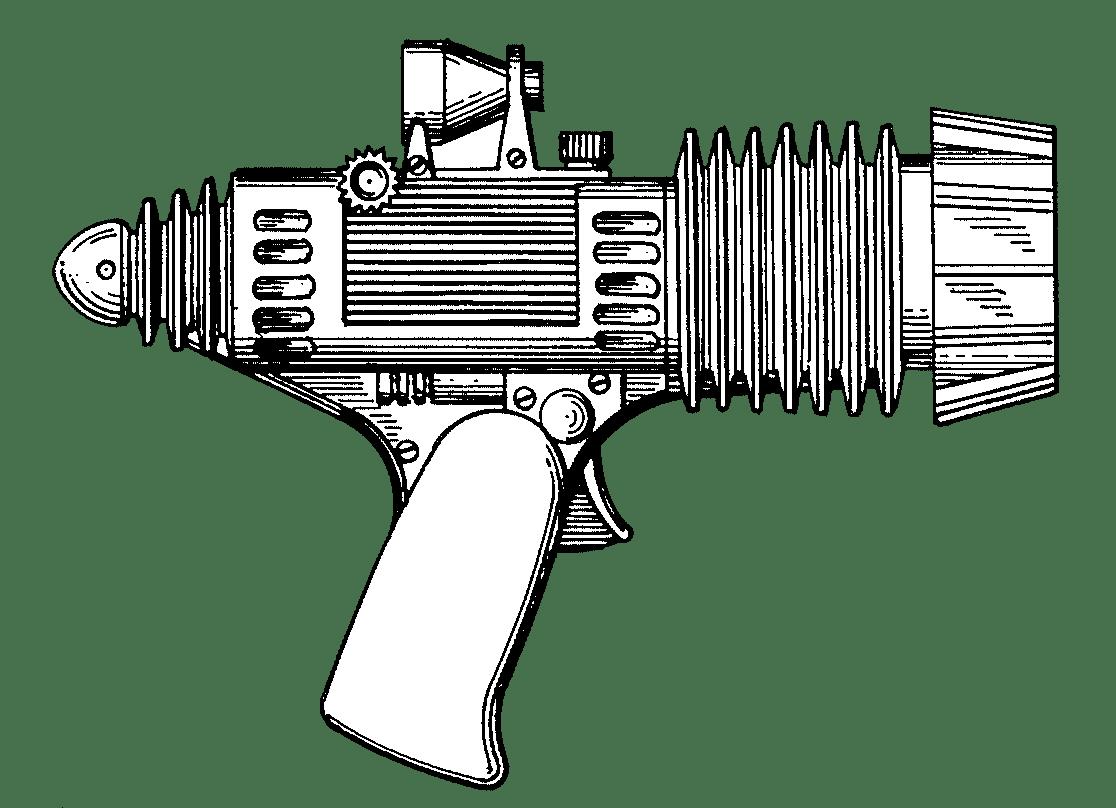 Free Ray Gun Cliparts, Download Free Clip Art, Free Clip