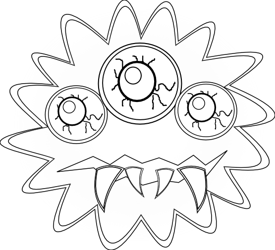 Free Bacteria Cliparts PNG, Download Free Clip Art, Free